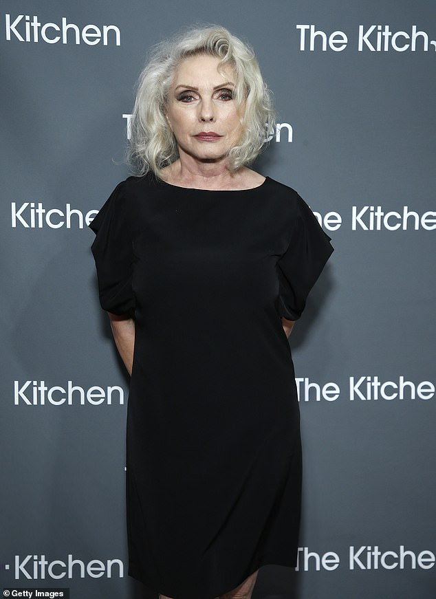 Debby Harry and Molly Ringwald hit the red carpet for The Kitchen Gala in New York City