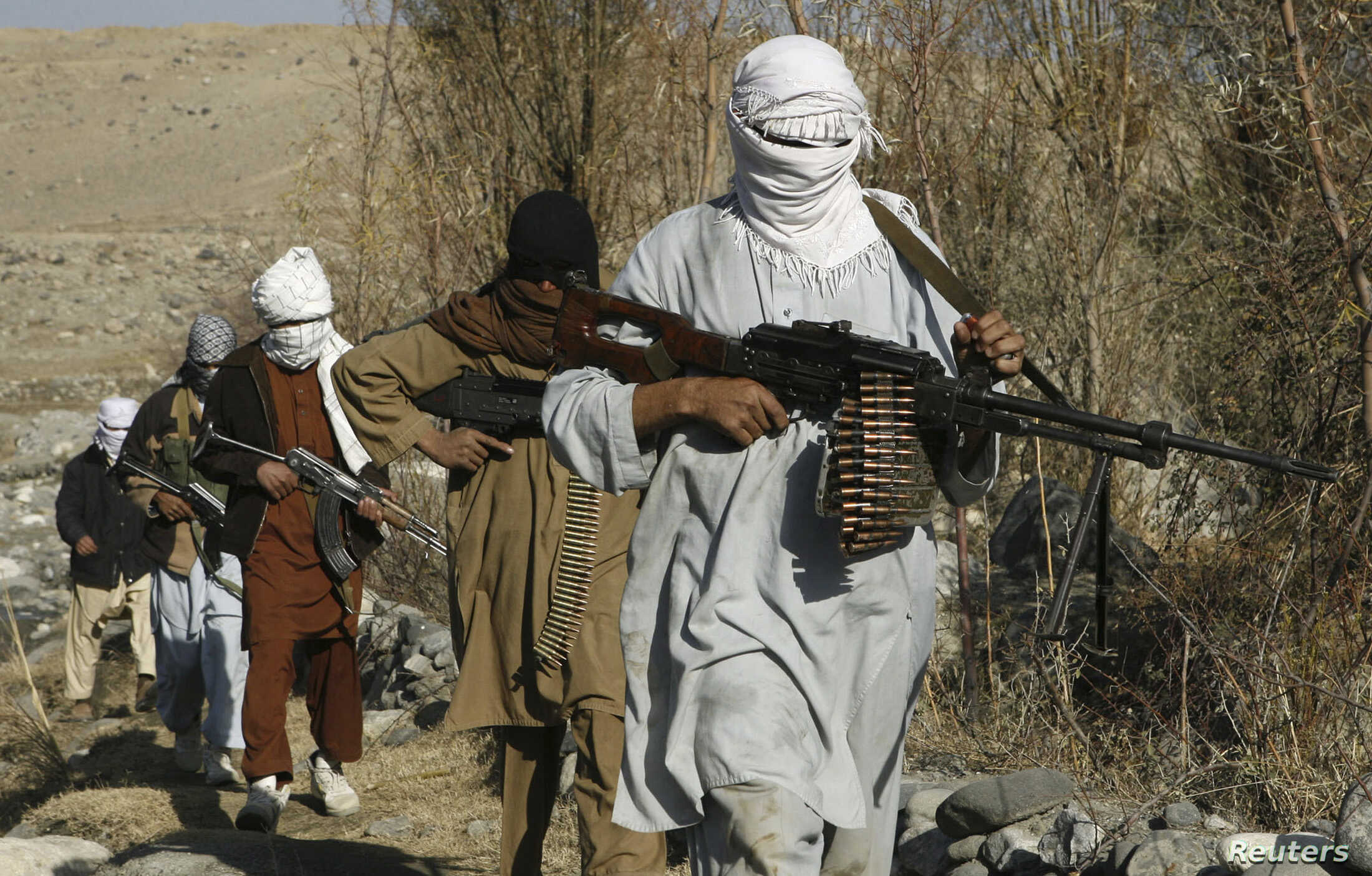 Taliban opens up on ISIS terrorists in Afghanistan